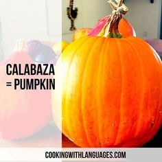 Autumn  Otoño will soon be here. We are preparing simple but scrummy  recipes recetas Theses  pumpkins  calabazas were grown from seed in our #ahamijas huerta  We make #languagelearning fun! #aprenderingles #aprenderespañol #learnspanish #learnenglish #mfl #bilingual #cookingwithlanguages #cooking4kids #language #ahamijas #easyrecipe #mkbfood #kidscooking #cookingwithkids #schoolgarden #huerta #growyourown #homegrown Watch out for our #Kickstarter campaign for new and exciting ideas…