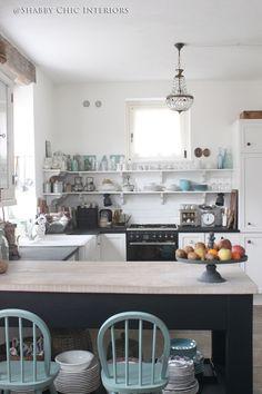 Sognando una nuova cucina - Shabby Chic Interiors | cucine ...