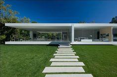 Steve Herman, Glass Pavilion House