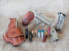 USA Defender  The Bond Arms USA Defender was developed as a special edition gun it is one in the line of Bond Arms Most Compact Carry Concealed .410 shotshell Pistol protection available