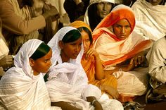 Tuareg women in Mali