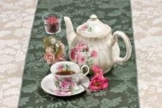 About Victorian Tea Parties