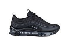 """The Nike Air Max 97 """"Triple Black"""" Has Dropped Earlier Than Expected"""