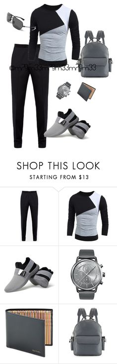 """Untitled #634"" by m79m33 ❤ liked on Polyvore featuring Theory, BOSS Hugo Boss, Paul Smith, BUSCEMI and Under Armour"