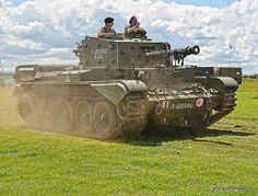 British Churchill Tank