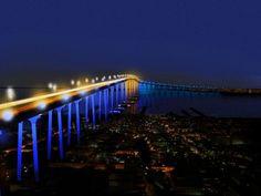 San Diego Coronado Bridge, California