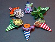Husking and Looping - Beautiful Clips for Kids My sister wanted some clips for herself. So I bought some beautiful big ones. Quilling Work, Origami And Quilling, Quilling Jewelry, Paper Quilling, Quilling Ideas, Diy Paper, Paper Art, Hobbies And Crafts, Arts And Crafts