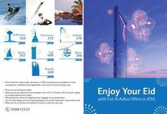 Al Tayyar Travel Group   Enjoy your Eid with Eid Al Adha offers!  Please call 920012333, or visit the nearest branch, or send your request to tourism@altayyargroup.com  Also you can book your own trip through our online booking engine - www.altayyaronline.com