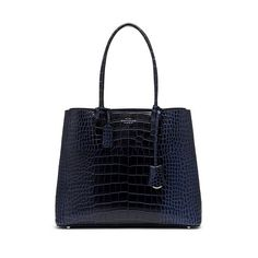 Shop Mara Business Bag from Smythson, handcrafted by our artisans down to the finest detail. Calf Leather, Leather Bag, Smythson, Travel Accessories, Crocs, Louis Vuitton Damier, Bucket Bag, Calves, Shoulder Bag