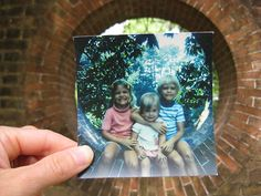 Dear Photograph, You've shown me how I've been embraced in the circle of your love from the very beginning. Thirty nine years have passed, and still I feel that same love now, just like I did back then. Even when we lose someone so unexpectedly, like our brother John, and miss him each and everyday, it does my soul good to know love really is never ending… Mary Kate Love this :)