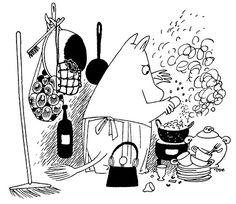Неизвестные картины Туве Янссон и новые истины Муми-троллей: обратная сторона Муми-дола