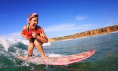 Uke Surfer