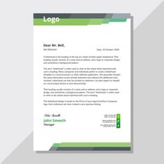 Millions of Free Graphic Resources. Professional Letterhead Template, Stationery Paper, Corporate Design, Art Director, Graphic Design Inspiration, Vector Free, Templates, Words, Business