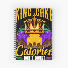 Cake Calories, Mardi Gras Parade, Party Drinks, Counting, New Orleans, Cool Designs, King, Funny, Gifts