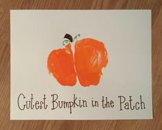 Baby's First Halloween Crafts » The Life of Lori