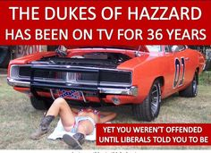 If liberals don't like somethiing, nobody can watch it, have it, say it, use it or think it.