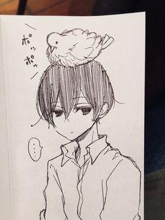 Anime Eyes, Manga Anime, Manhwa, Art Sketches, Art Drawings, Boy Sketch, Japanese Boy, Me Me Me Anime, Kawaii