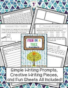 Fish in a Tree - Novel Study 5th Grade Classroom, Classroom Fun, School Resources, Teacher Resources, English Language, Language Arts, Fish In A Tree, Education Middle School