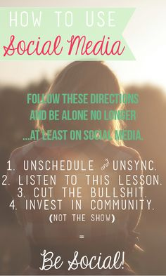 New post today my friends! Do you know how to Use Twitter & Other Social  Sites the right way? Are you seeing the kind of activity and results you really crave? If you want more followers, likes, shares, retweets, reshares, and general social media love, do this ONE thing. That's it. Just one. Broken down into 4 simple steps.  http://ohksocial.com/how-to-use-twitter-and-social-media/