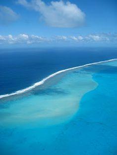 #Rarotonga from the air #CookIslands