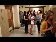 1x3 ( aria spencer and hanna looking at toby and jenna)