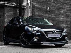 """Mazda3 """"Black Limited"""" (BM) '2015"""