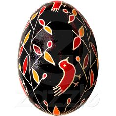 Pysanky (Ukranian Easter Egg) Ornament