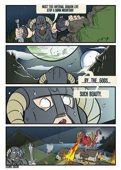 Best Game Memes : By the gods… – Elder Scrolls V: Skyrim Skyrim Comic, Skyrim Fanart, Skyrim Funny, The Elder Scrolls Online, Elder Scrolls Memes, Elder Scrolls Skyrim, Xbox 360, Playstation, Tes Skyrim