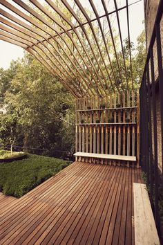 Rainwater Bar Concept   Casa del Agua is a new artisan bar concept in Mexico City where you can go for a drink of rainwater! The water is served in specially-designed and reusable glass bottles, and it's harvested and filtered on-site. The sleek space in the Mexican capital was designed by Hector Esrawe and Ignacio Cadena who followed the brand's principles: transparency, good quality and timeless design.
