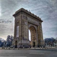 Paris of the Balkans. #bucharest