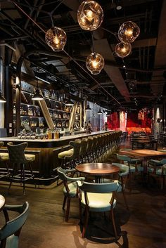 5422 Best Interior Bar Design images in 2019   Commercial interiors ...