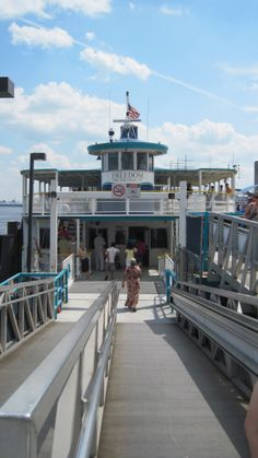 Boat Ride on the Delaware & Explore the Camden Waterfront