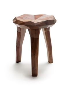 Stockholm: A Stool That Explores Forms Photo