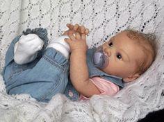 * Gorgeous Reborn Baby Girl ~Jill~ By Adrie Stoete Schuitman