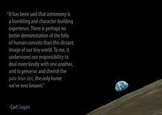 Carl Sagan on Astronomy