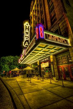 """""""The Tampa Theater"""" photo by Marvin Spates (click on the photo to be directed to more of his Fine Art)"""
