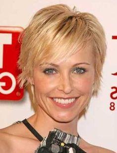 20 Short Hair for Older Women | http://www.short-hairstyles.co/20-short-hair-for-older-women.html