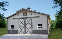 Gallery of Post Frame Buildings and Pole Barns