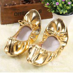 Ballet Dance Shoes Golden Split Sole Satin Childen's And Adult's Sizes  | eBay