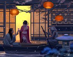 Midnight Sway by Artoftu