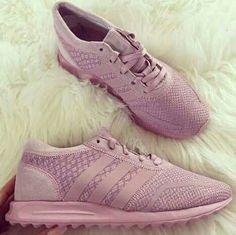 Adidas los Angeles shift pink