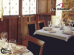 En el Restaurante La Casona, contamos con una amplia variedad de platillos elaborados con la mejor calidad de ingredientes y preparados con toda dedicación por nuestros Chefs. Dentro de nuestra carta podemos ofrecerle carnes, mariscos y pescados, como lobina con jamón serrano. Le invitamos a probarlos en su próxima visita a nuestras instalaciones. Permítanos atenderle como usted se merece. http://www.casona.com.mx/  #visitachihuahua