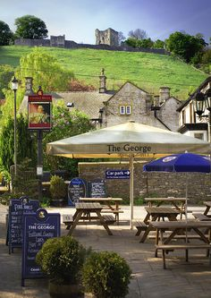 The George - Castleton, England