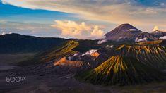 Mount Bromo volcano - Mount Bromo volcanoes in Bromo Tengger Semeru National Park, East Java, Indonesia. Photography by Panom Bounak Hd Wallpaper Android, Wallpaper Downloads, Asian Games, Active Volcano, Volcanoes, National Parks, Island, Explore, Mountains