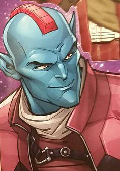 Yondu - Guardians of the Galaxy  °°