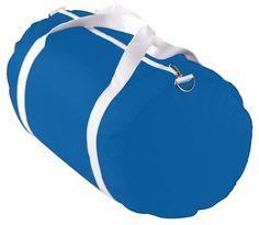 Augusta Sportswear Nylon Zippered Sport Bag