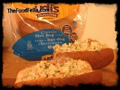 Udi's #GlutenFree Lobster Rolls