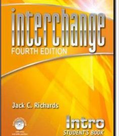 Interchange Intro Student'S Book With Self-Study Dvd-Rom 4th Edition PDF
