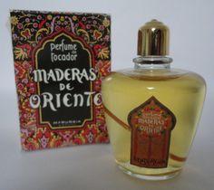 Myrurgia Maderas de Oriente perfume tocador 2.oz 60ml door MJparfums
