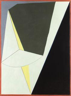"RICHARD MORTENSEN, ""Chatel"", 1955-1958"